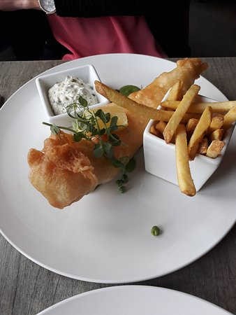 Gunthorpe, UK: Fish & Chips