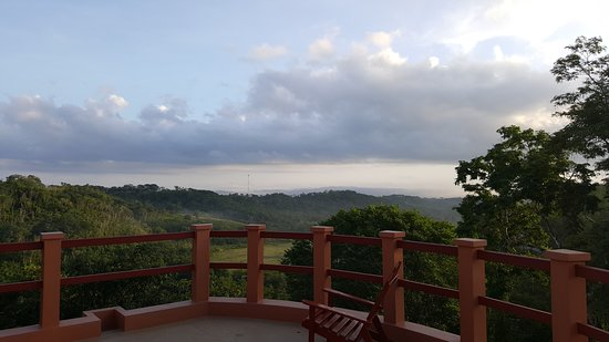 Santa Elena, Belize: What a view!