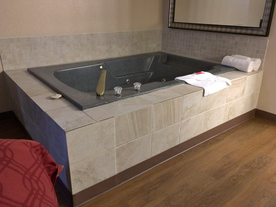 Buckley, Etat de Washington : Jacuzzi