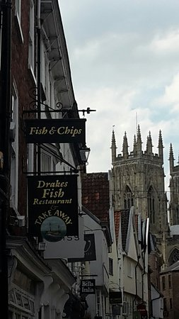 The best fish and chips in town