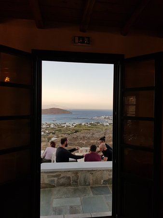 Splendida terrazza vista Livadi
