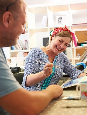 Sarah Bell's Watercolour Workshops