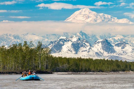 Talkeetna River Guides - Day Trips