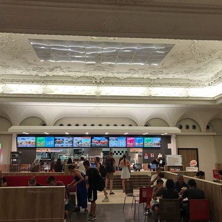 Burger King Wien Annagasse 3 Innere Stadt Restaurant