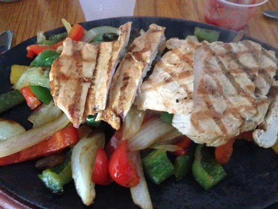 Margarita Grille: Chicken Fajita