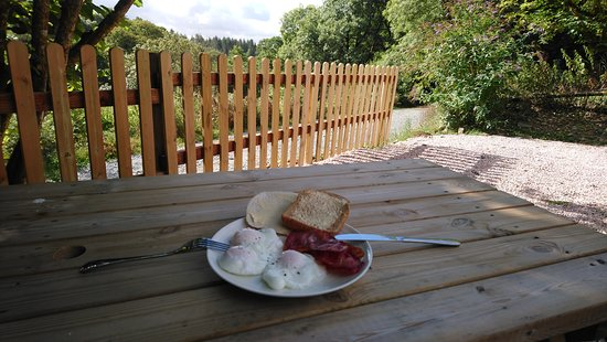 Cookbury, UK: That's breakfast