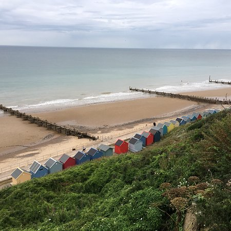 Overstrand, UK: photo1.jpg
