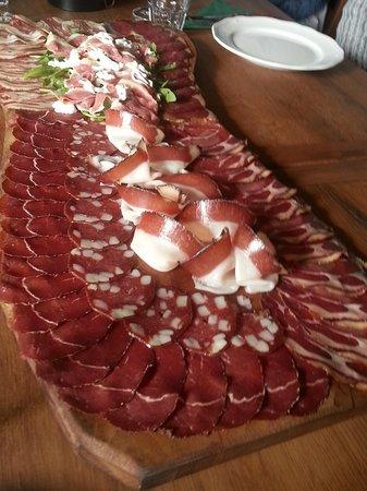 Grosuplje, Slovenia: appetiser