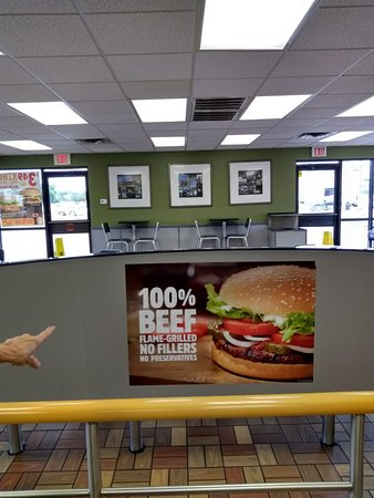 West Entrance Picture Of Burger King Tulsa Tripadvisor