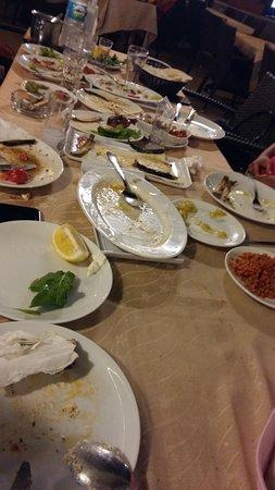 Kervan Ocakbasi: What we left afterwards :)