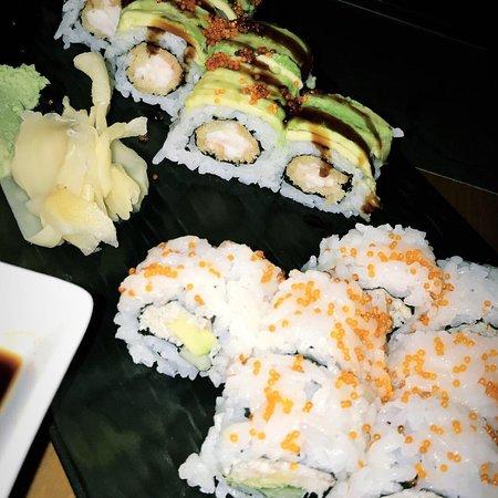 Best sushi!