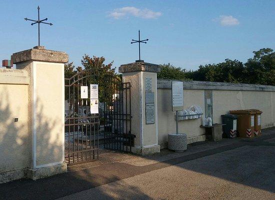 San Vito di Altivole, Italia: Ingresso principale