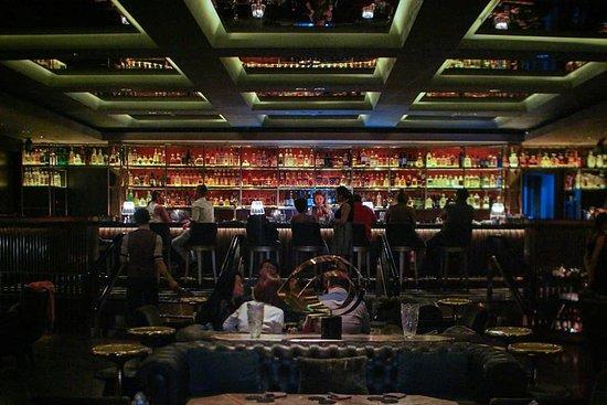 The Bar Picture Of Manhattan Bar Singapore Tripadvisor