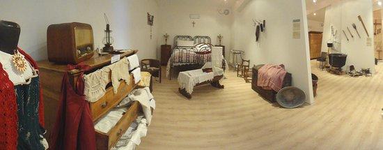 Ateleta, Włochy: camera da letto