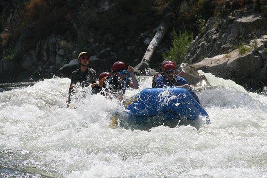 Lowman, ID: Payette Canyon trip