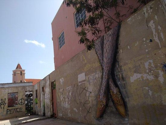 San Nicolas, Aruba: Mural