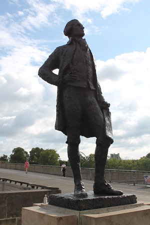 Statue De Thomas Jefferson