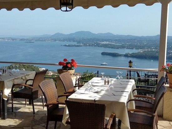 Spartilas, Greece: Agnadio Restaurant
