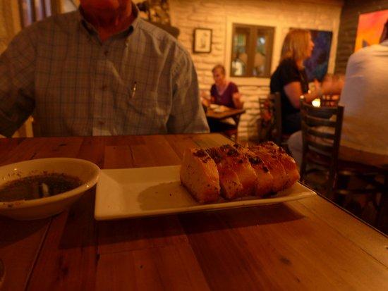 Indigo Crow Cafe: Rich bread