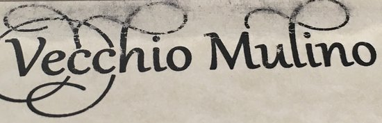 Ristorante Vecchio Mulino صورة فوتوغرافية