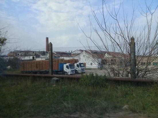 Liebig, Argentina: Fabrica cerrada