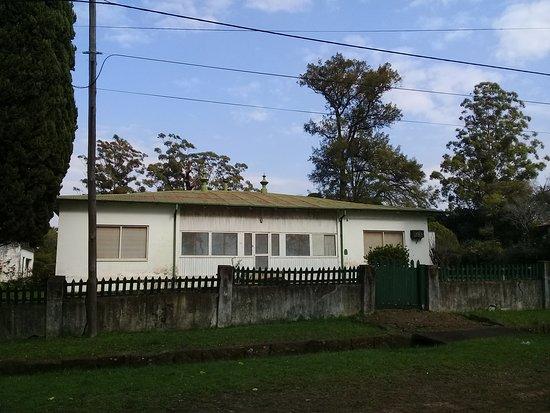 Liebig, Argentina: Casas Inglesas