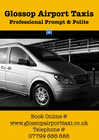 Glossop Airport Taxis