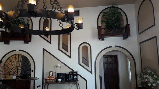 Reedley, Kalifornien: Hotel Burgess