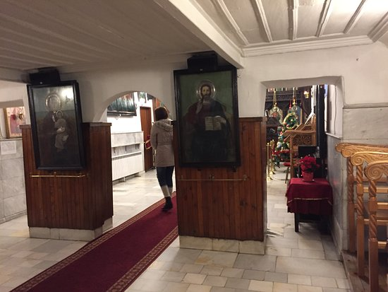 "Ancient Orthodox Church Saint Parascheva - the Old ""St. Petka"""