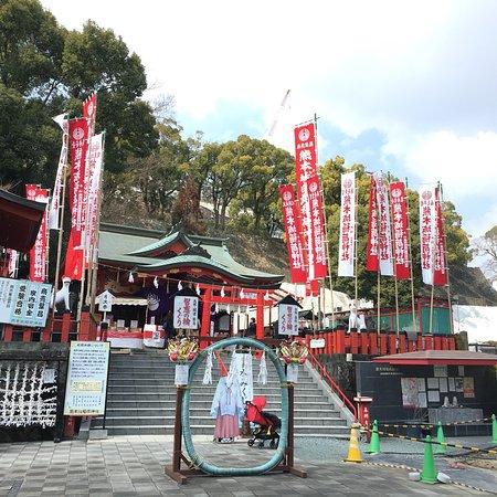 Kumamoto Castle Inari Shrine