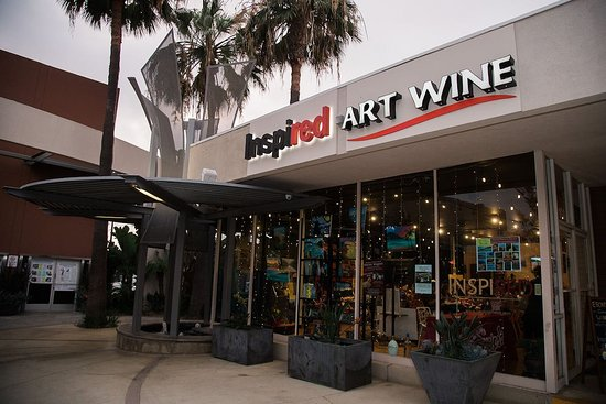 Inspired Art Wine