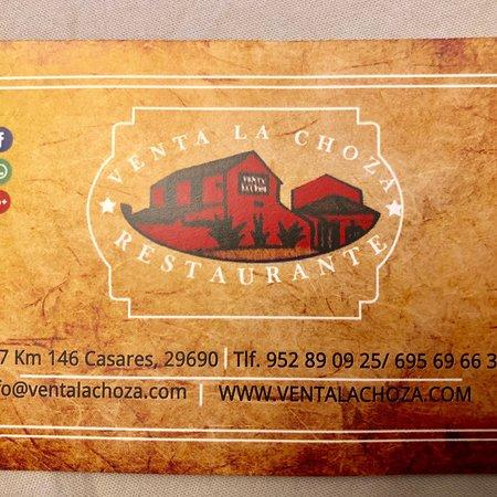 Restaurante La Choza: photo0.jpg