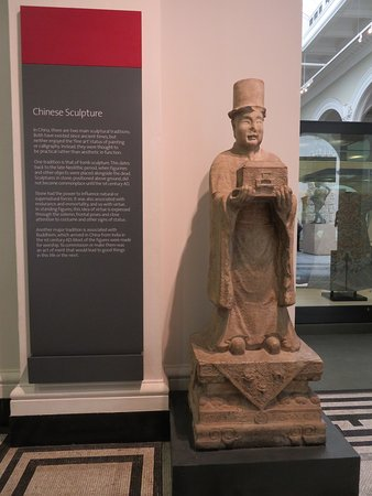 V&A  - Victoria and Albert Museum: Chinese Sculpture