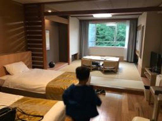 Bagno In Camera Piccolissimo : Il piccolissimo bagno in camera picture of midori no kaze resort