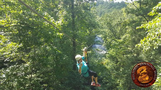 Whitesburg, GA: Scenery was BEAUTIFUL!!