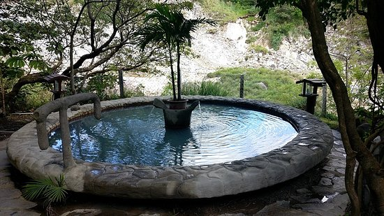 Las Hornillas Volcano Hot Springs