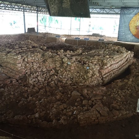 Bedong, Malezja: One of the excavation site
