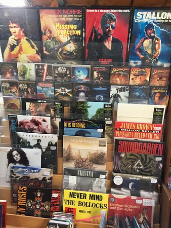 records, posters, dvds!