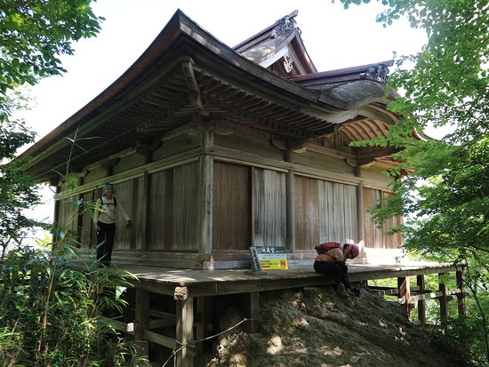 Misasa-cho, Japón: 地蔵堂 桃山期の造り