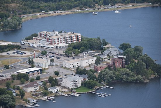 Kenora District, Canada: The Hospital