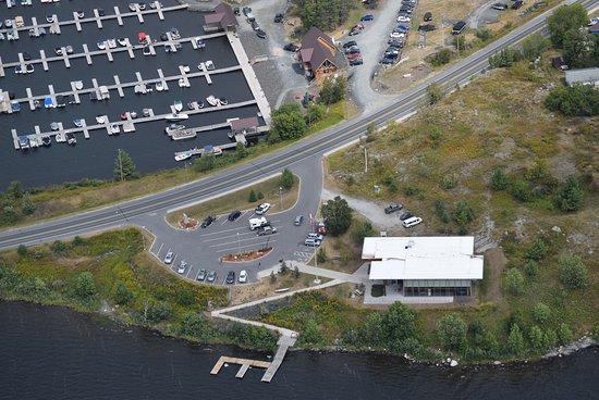 Kenora District, Canada: Discovery Center