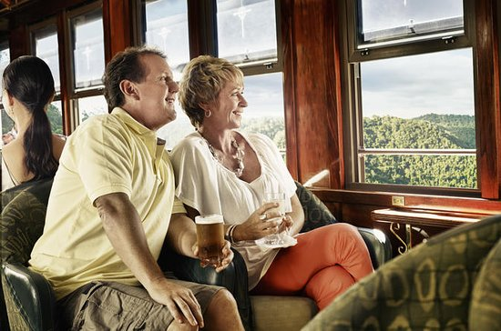 Skip the Line: Kuranda Scenic Railway...