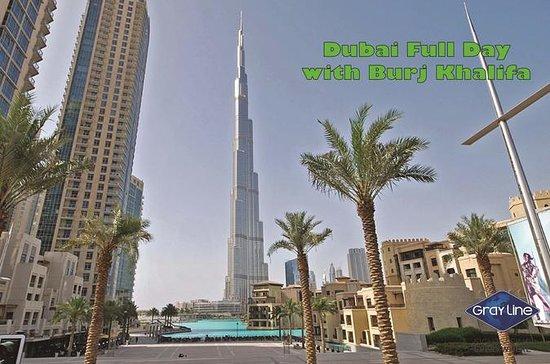 Dubai Tour Including Entrance to Burj ...