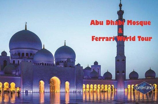 Moschea di Abu Dhabi e Ferrari World