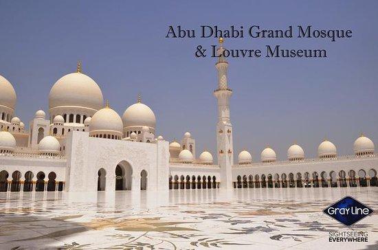 Moschea di Abu Dhabi e Museo del