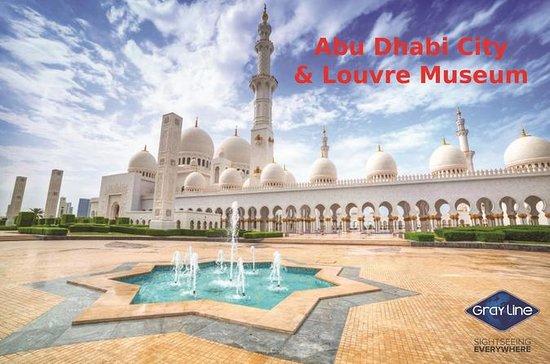 Tour della città di Abu Dhabi e Museo