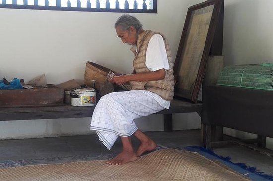 Cokorda Rai guérisseur Ubud Monkey...