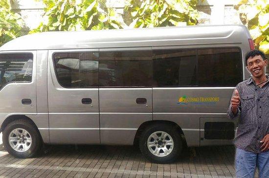 Cosmo Bali Auto Privat Charter 14...