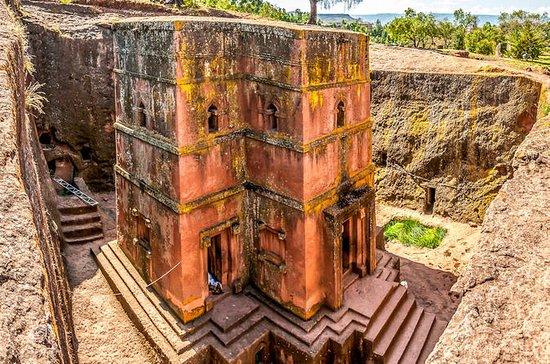 Ethiopian Round Trip Tours To North...