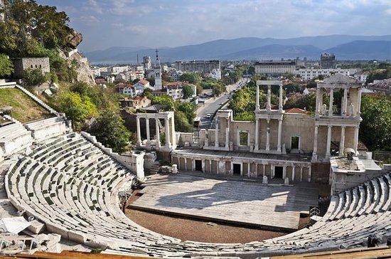 Excursão de um dia a Plovdiv, a...
